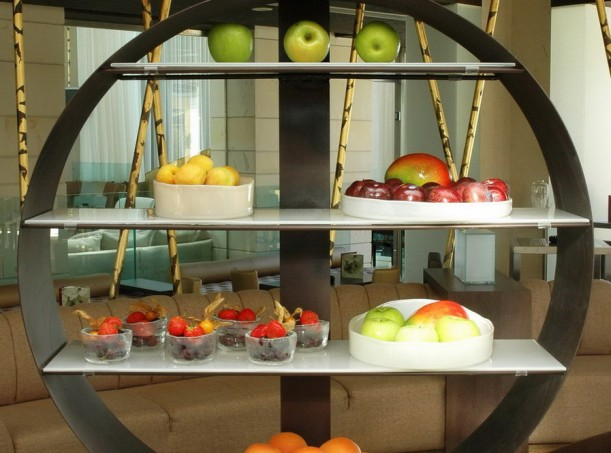 Buffet ideas for Canape display stands