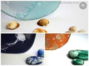 Beach dinnerware designs. Give out that exotic flare!
