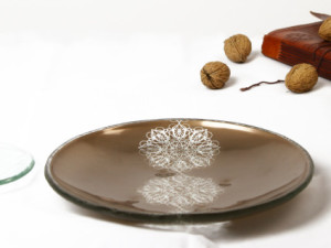 Designer Dinnerware in Arabesque style
