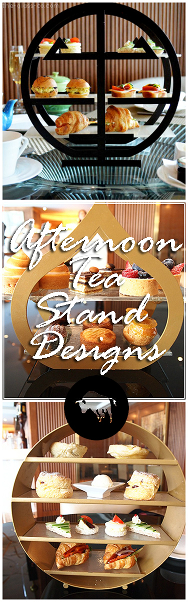 high tea stand designs