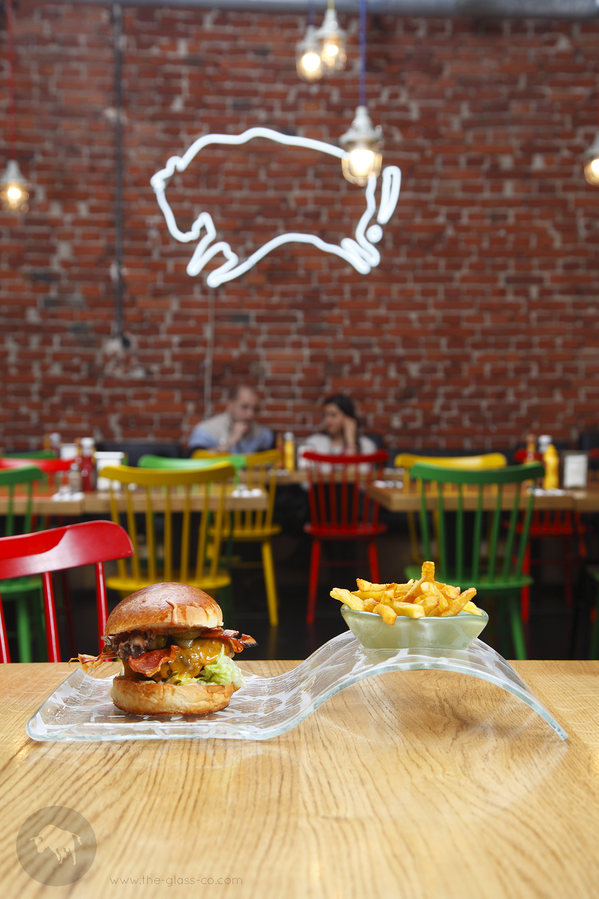 3 1 Burger Plates For Creative Plating