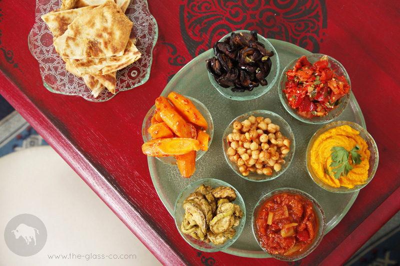 mezze-food-styling